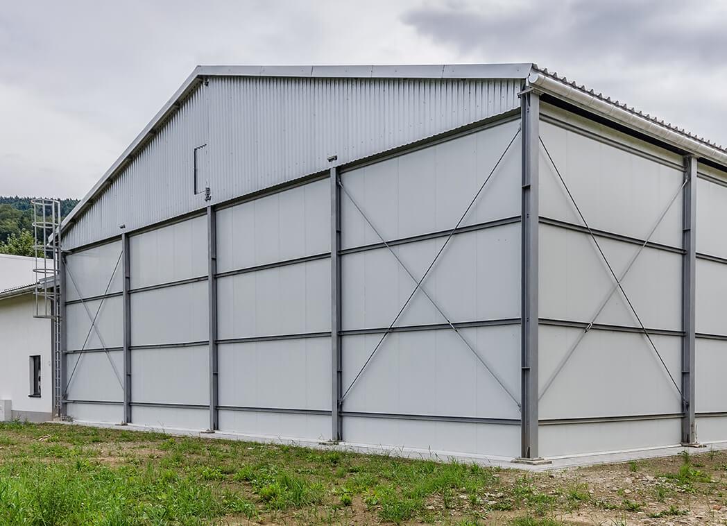 Wykorzystanie płyt chłodniczych do budowy obiektu